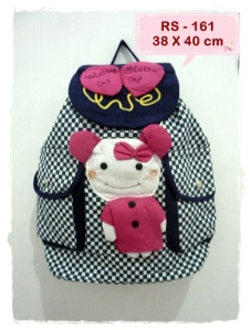 Tas Ransel-161 | 0897.3196.700 | https://taswanitalucu.wordpress.com/