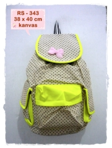 Tas Ransel-343 | 0897.3196.700 | https://taswanitalucu.wordpress.com/
