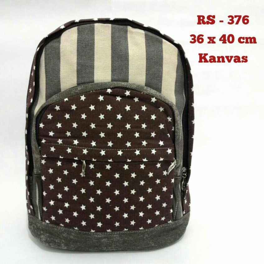 Tas Ransel Wanita RS-376 | 0897.3196.700 | https://taswanitalucu.wordpress.com/