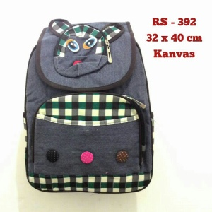 Tas Ransel Wanita RS-392 | 0897.3196.700 | https://taswanitalucu.wordpress.com/